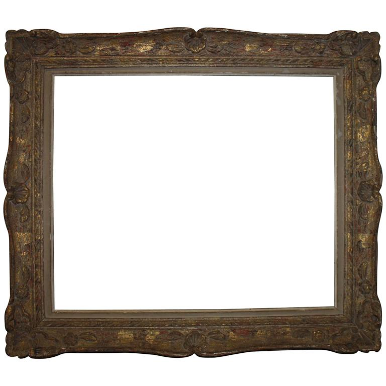 19th Century French Frame For Sale At 1stdibs