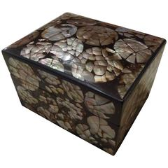 Mother-of-Pearl Vintage Box by R & Y Augousti