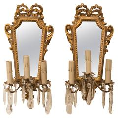 Pair of 19th Century Italian Sconces