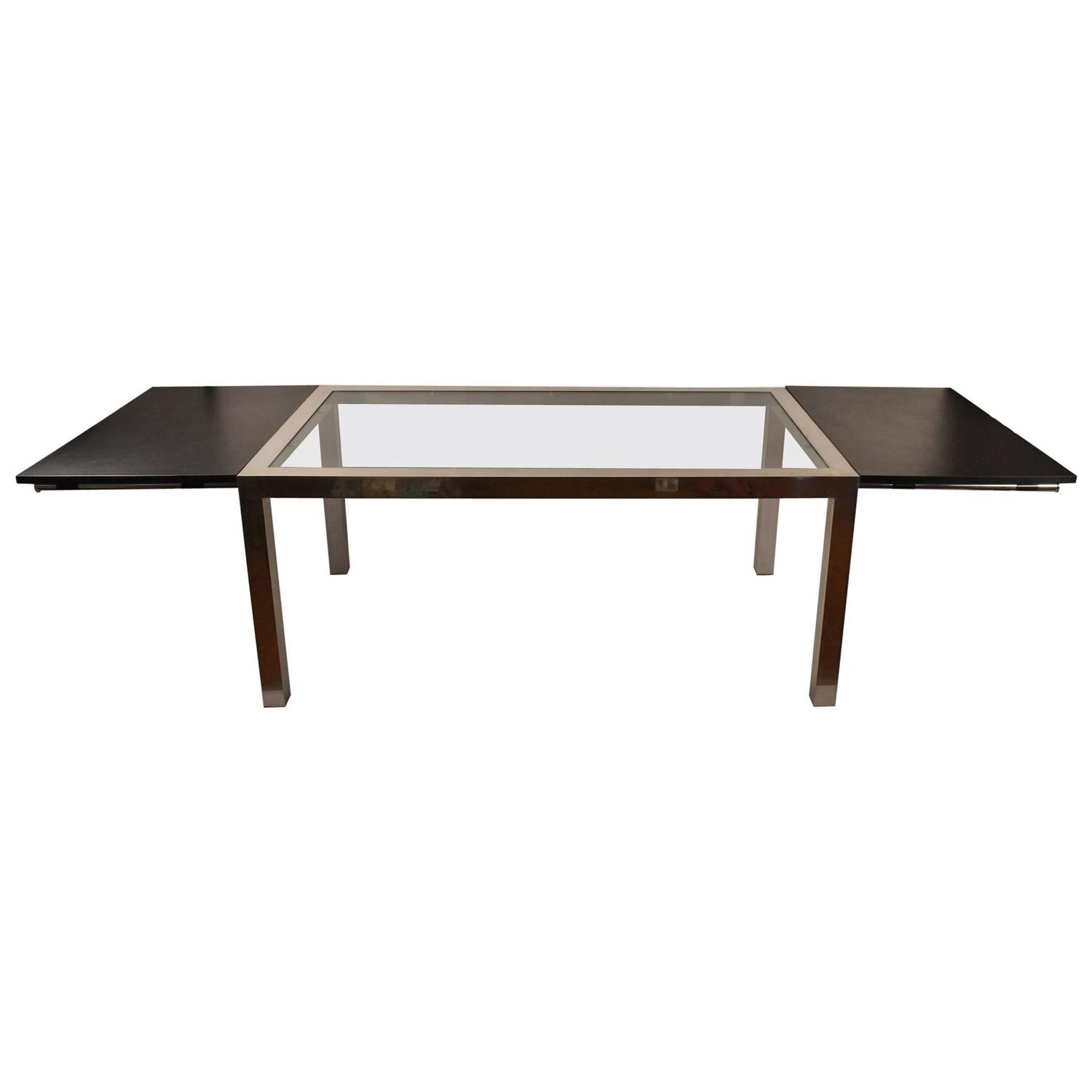 Parsons Dining Room Table Home Design 2017