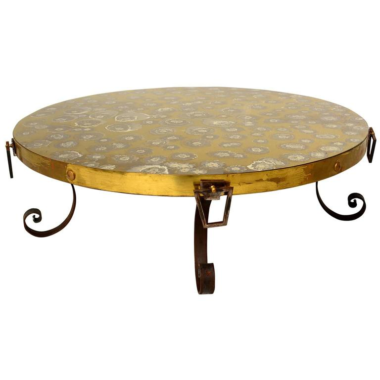 Mexican Modernist Cocktail Table For Sale At 1stdibs