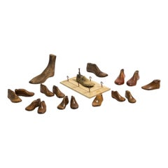 Children's French Shoe Mold Collection