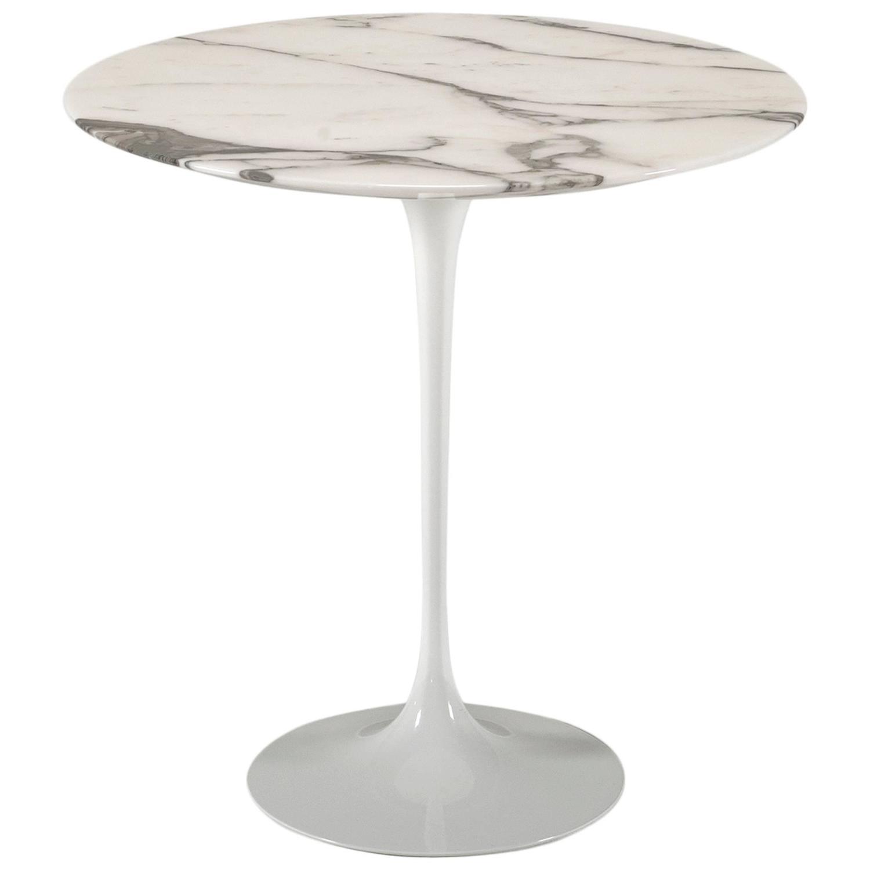 Saarinen Side Table By Eero Saarinen At 1stdibs