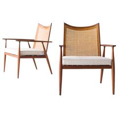 Paul McCobb Lounge Chairs for Winchendon, Planner Group Series