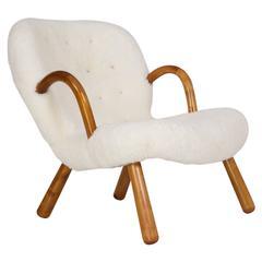 Philip Arctander. Clam Chair