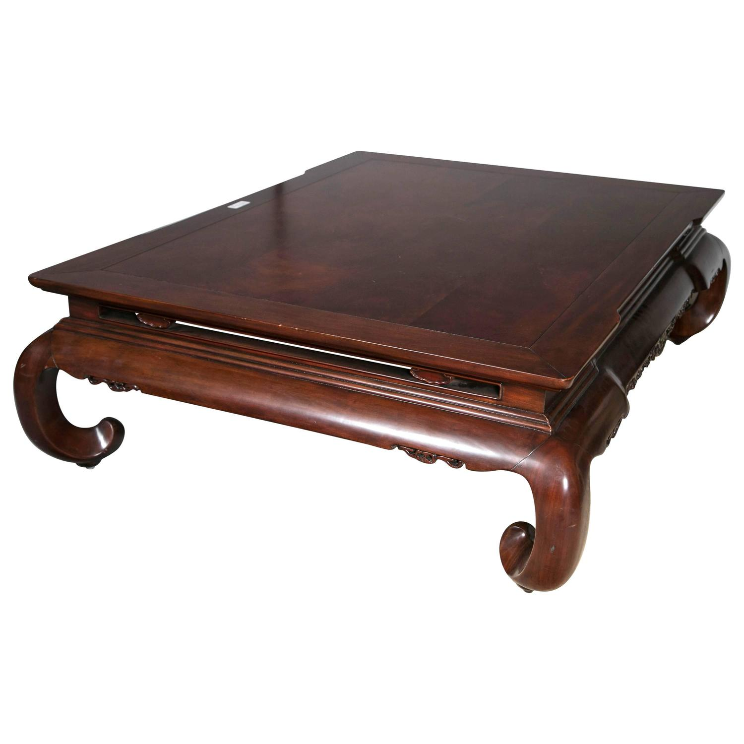Ralph Lauren Beekman Coffee Table at 1stdibs