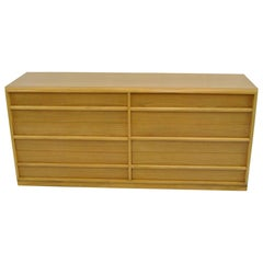 Mid-Century Modern Six-Drawer Dresser by T.H. Robsjohn-Gibbings for Widdicomb