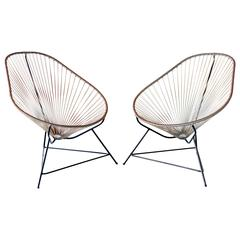 Acapulco Indoor Outdoor Lounge Chairs