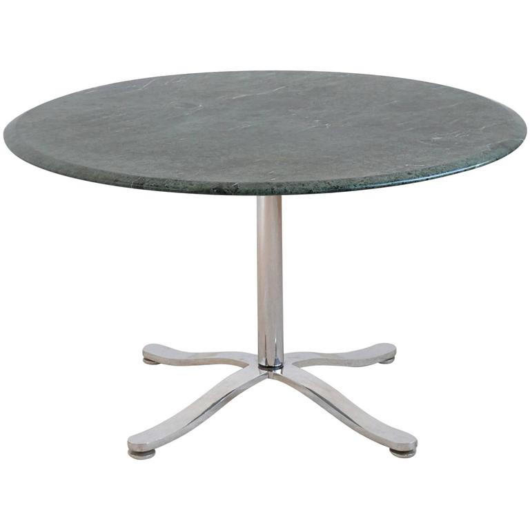 Nicos Zographos Table with Marble Top 1