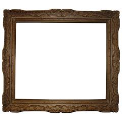 French Regency Style Frame
