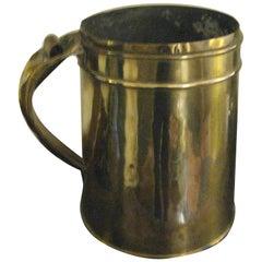Brass Tankard