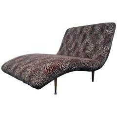 Modern  Wave Chaise Longue