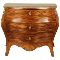 Swedish Roccoo Style Chest of Drawers