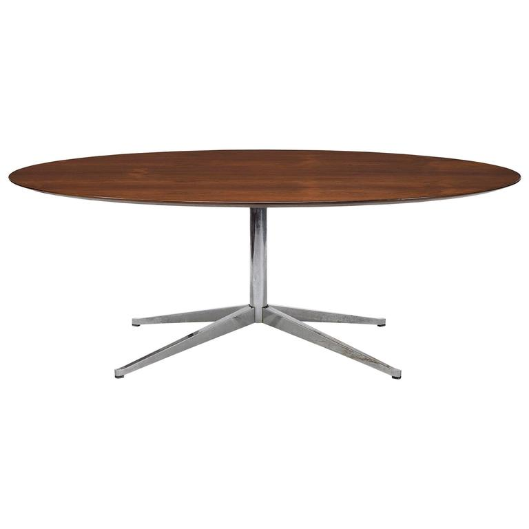 Dining table by florence knoll for knoll associates for for Knoll and associates