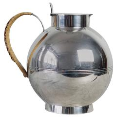 Silver Decanter by Sylvia Stave