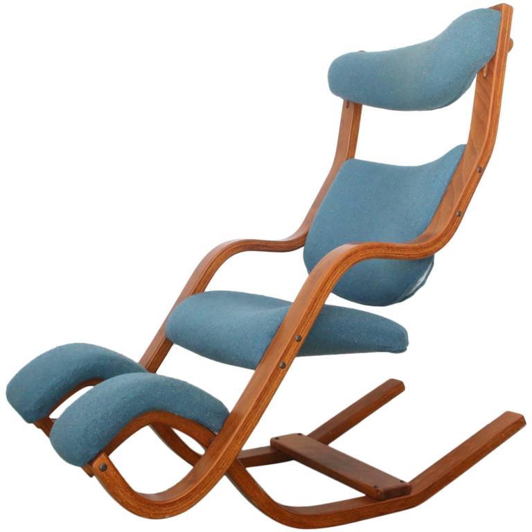 Gravity balans chair by peter opsvik at 1stdibs - Gravity balans ...