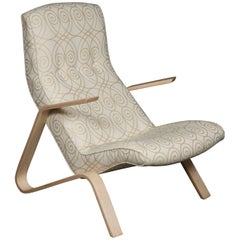Grasshopper Chair in the Style of Eero Saarinen for Knoll