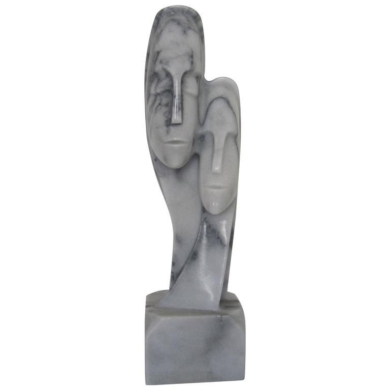 Modern Marble Sculpture