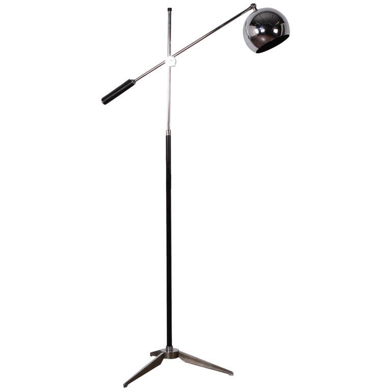 Articulating Floor Lamp by Arteluce
