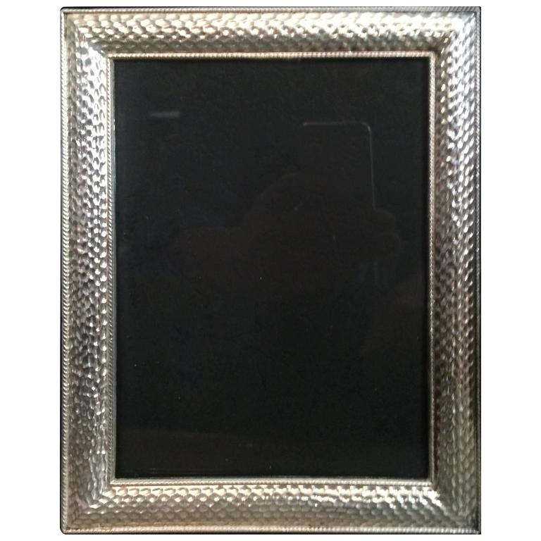 Sterling Frame For Sale