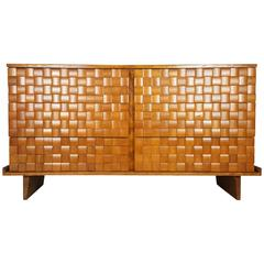 Exquisite and Rare Six-Drawer Chest or Dresser by Paul Laszlo, 1950s