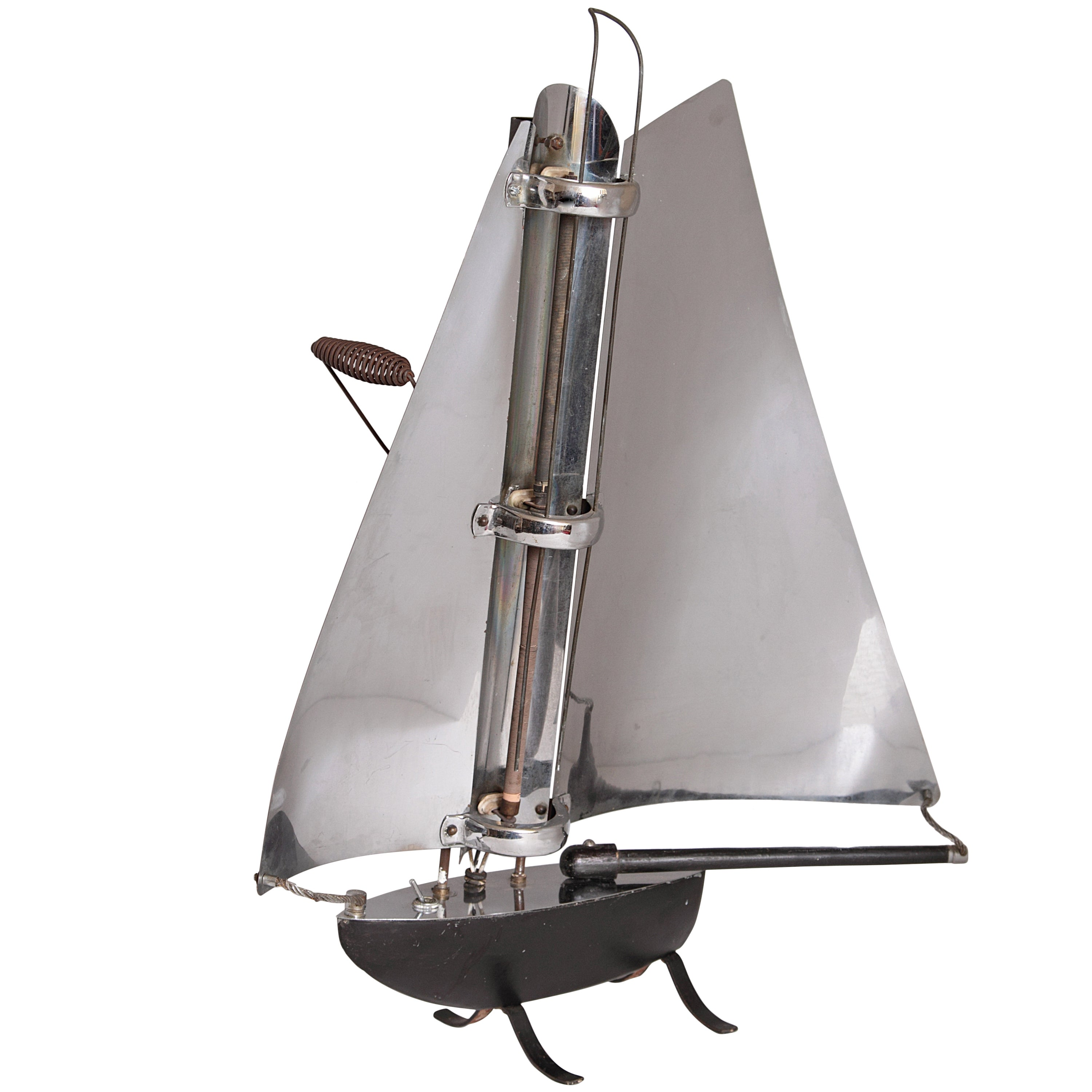 Sailboat Radiant Heater by Bunting