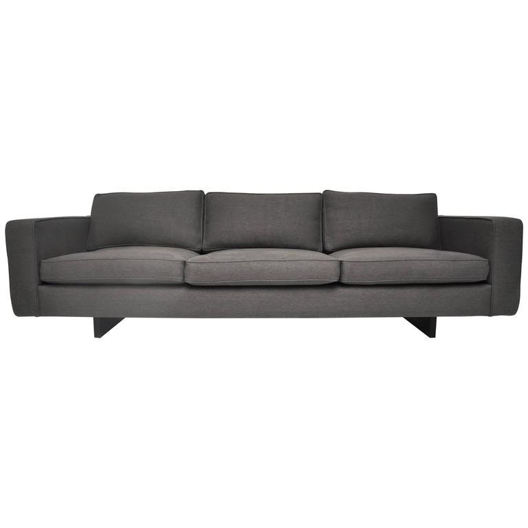 Jens Risom Even-Arm Sofa