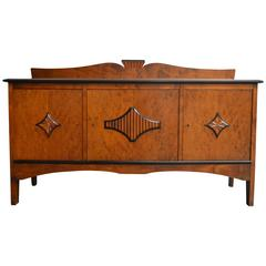 Swedish Neoclassical Buffet Sideboard Server