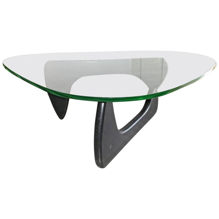 Isamu noguchi early and rare in 50 herman miller coffee table at 1stdibs Herman miller noguchi coffee table