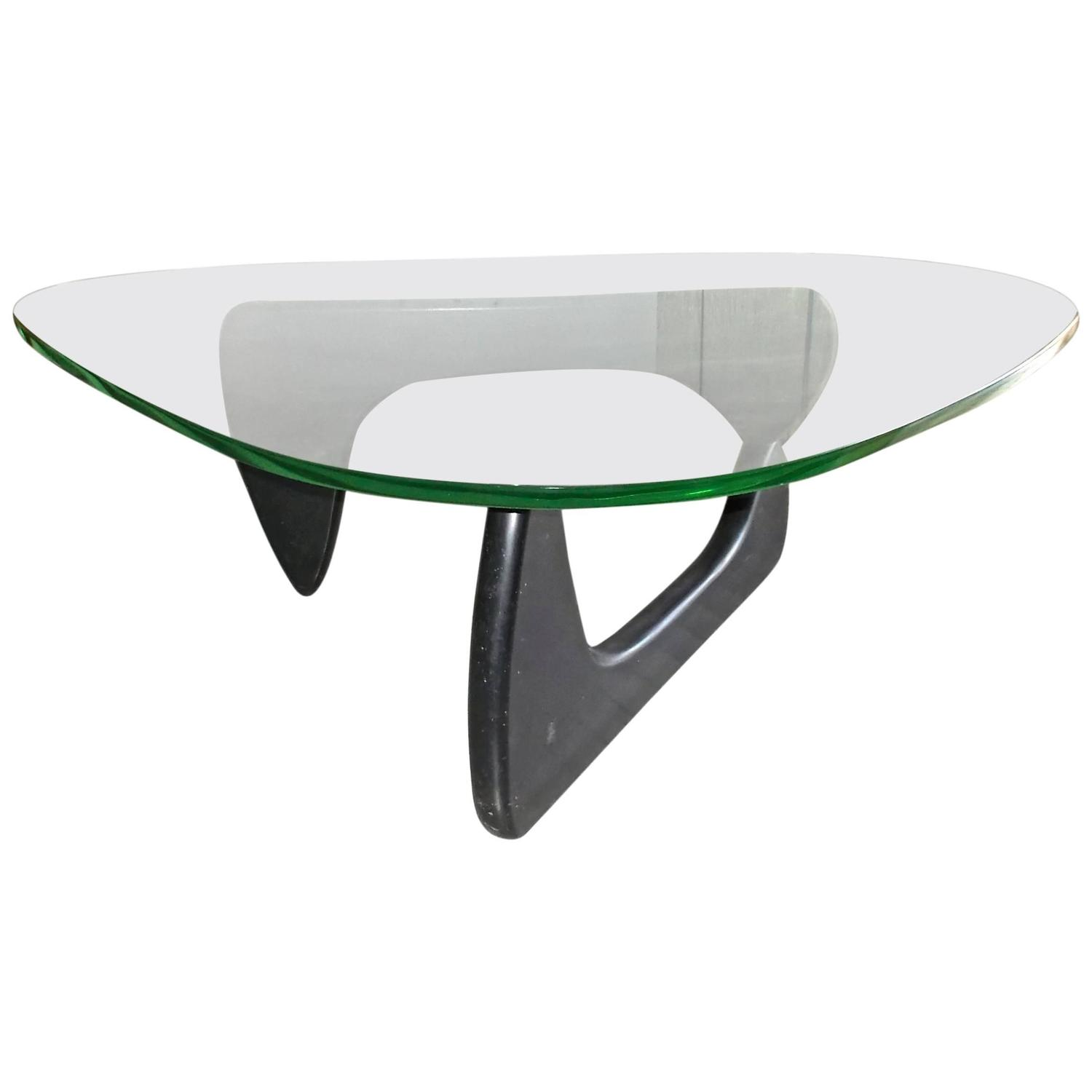 Very Rare Isamu Noguchi Rudder Coffee Table Model IN 52 Herman