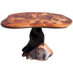 Midcentury Studio Craft Dining Table