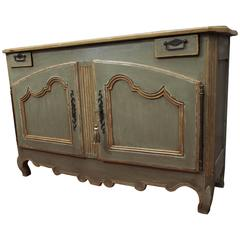 Louis XV Painted Buffet