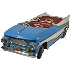 Carousel Carnival Ride, USA, 1950s Car