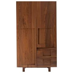 Workstead Wardrobe, Walnut