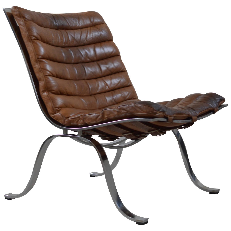 Sensational Ariet Lounge Chair By Arne Norell At 1Stdibs Inzonedesignstudio Interior Chair Design Inzonedesignstudiocom