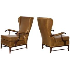 Paolo Buffa Lounge Chairs