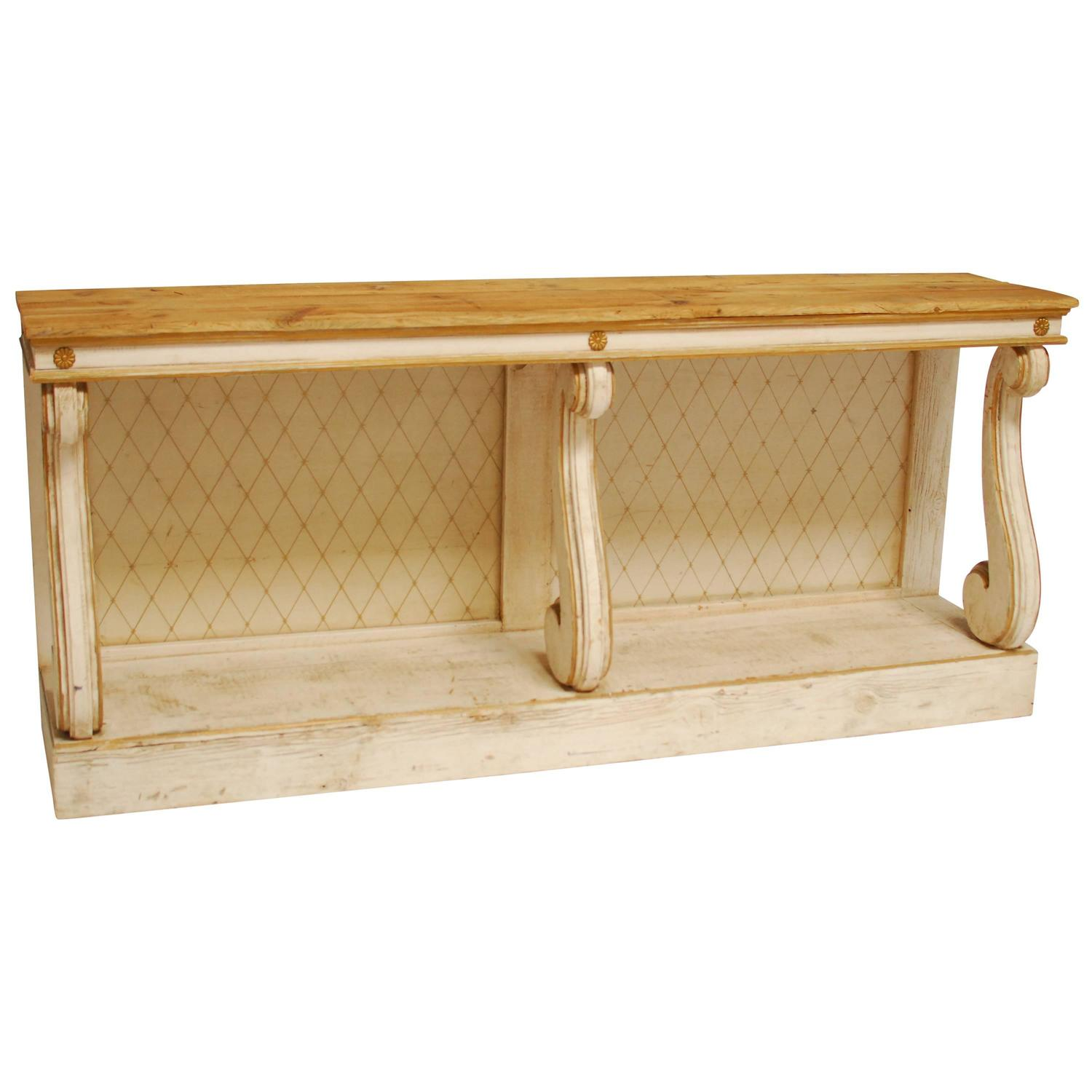 french console table at 1stdibs