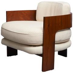 Milo Baughman - Low Club Chair