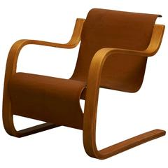 Alvar Aalto Cantilever Chair, Model 31