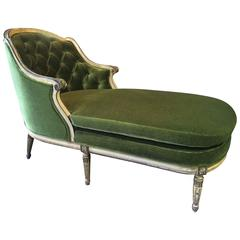 Early 20th Century Louis XVI Chaise Longue