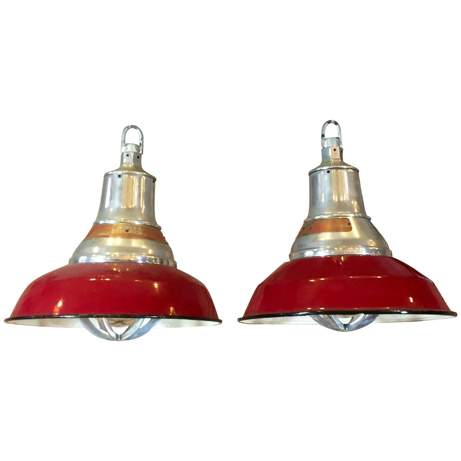 Crouse hinds explosion proof pendant lights at 1stdibs arubaitofo Choice Image