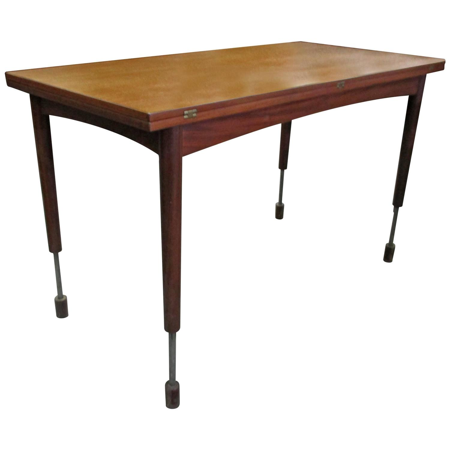 Hans Olsen Coffee Table Converts To Dining Table For Sale At 1stdibs