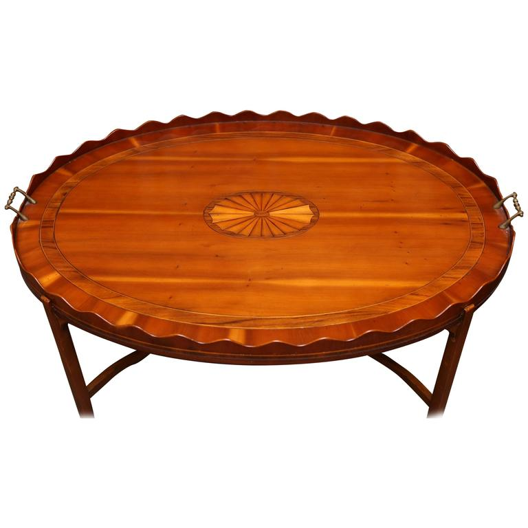 Stickley Style Coffee Table For Sale At 1stdibs