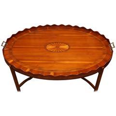 Replica Stickley Coffee Table