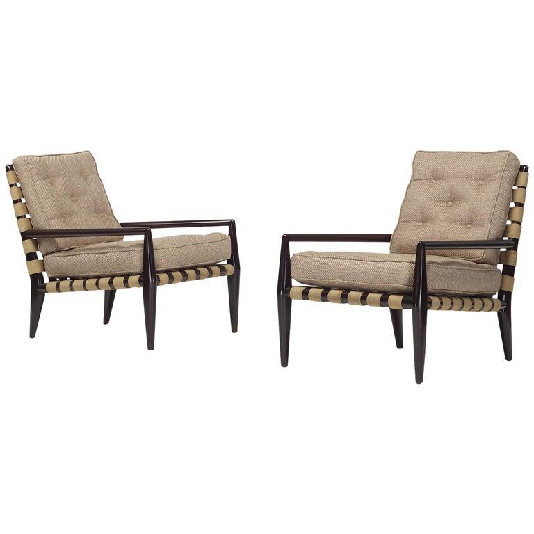 Lounge Chairs Model 1720 Pair by TH Robsjohn Gibbings  : 3476262l from www.1stdibs.com size 768 x 768 jpeg 30kB