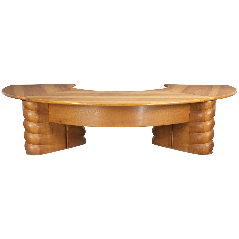 Custom Quinn Desk By Wendell Castle At 1stdibs