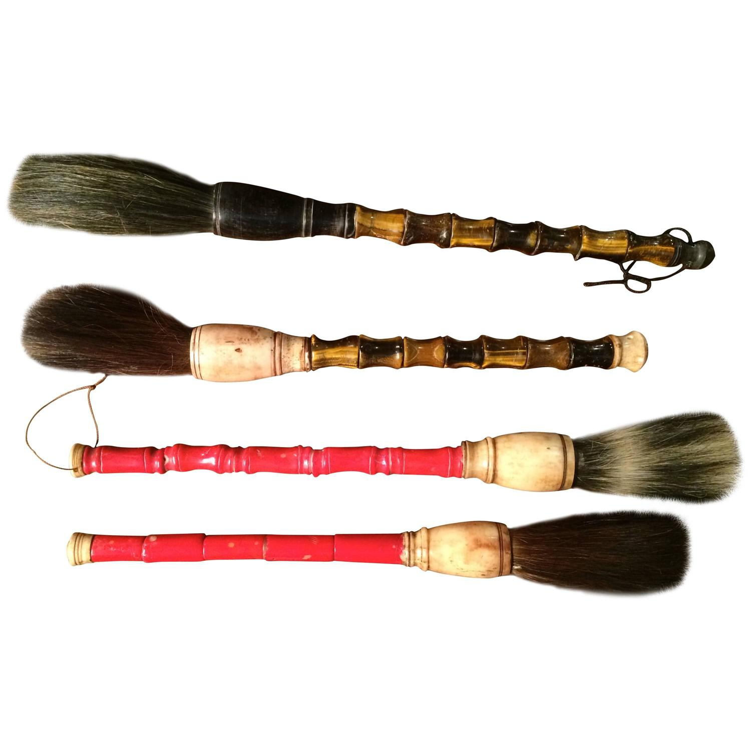 Chinese calligraphy brushes at 1stdibs Chinese calligraphy brush