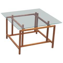 Henning Norgaard for Komfort Teak End Tables