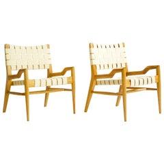 John Keal Lounge Chairs