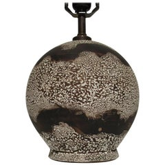 Jean Besnard Style Table Lamp